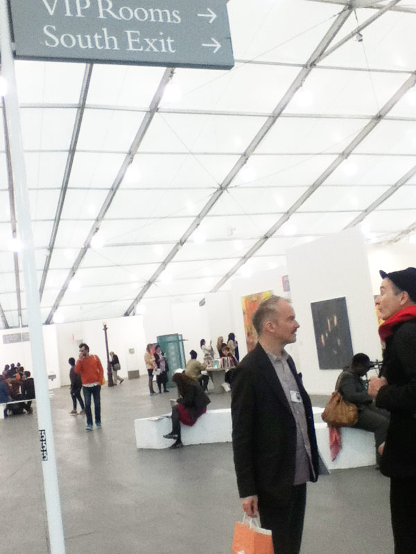 Frieze New York Art Fair 2012